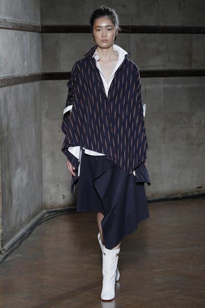 Palmer / Harding Spring 2018 Ready-to-Wear - Look #19