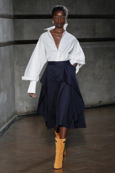 Palmer / Harding Spring 2018 Ready-to-Wear - Look #20