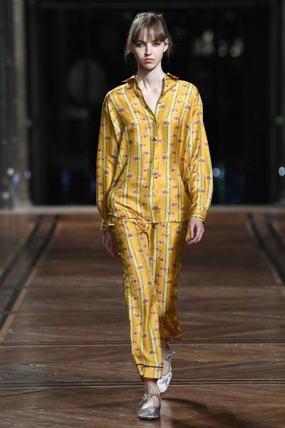 Paul & Joe Spring 2018 Ready-to-Wear - Look #38