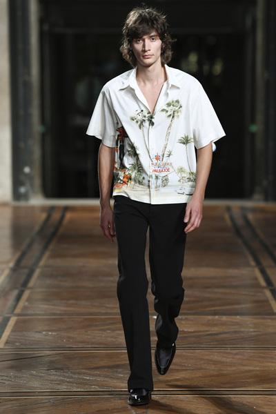 Paul & Joe Spring 2018 Ready-to-Wear - Look #8