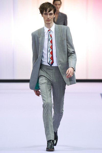 Paul Smith Spring 2018 Ready-to-Wear - Look #1
