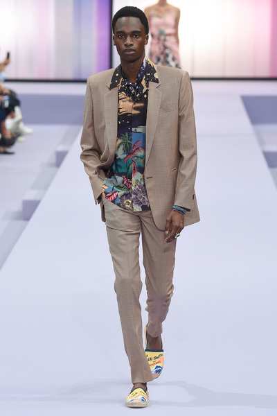 Paul Smith Spring 2018 Ready-to-Wear - Look #11