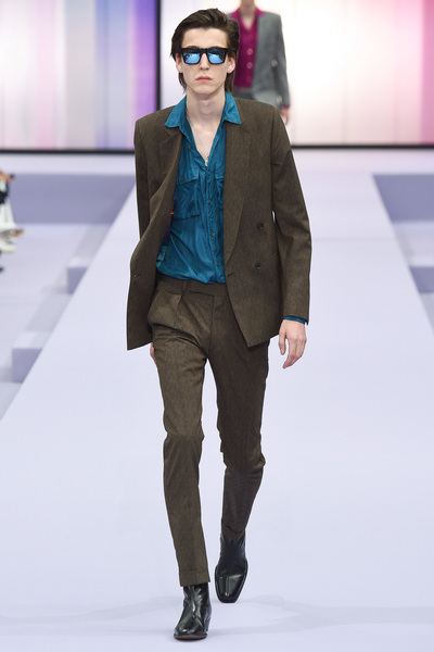 Paul Smith Spring 2018 Ready-to-Wear - Look #14