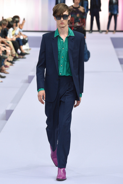 Paul Smith Spring 2018 Ready-to-Wear - Look #16