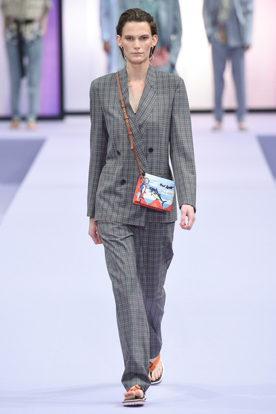 Paul Smith Spring 2018 Ready-to-Wear - Look #2