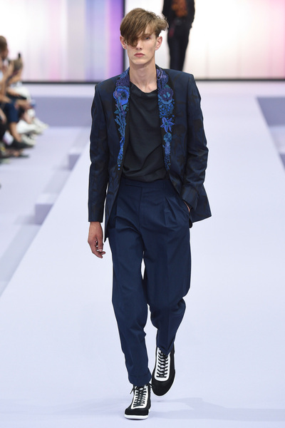 Paul Smith Spring 2018 Ready-to-Wear - Look #22