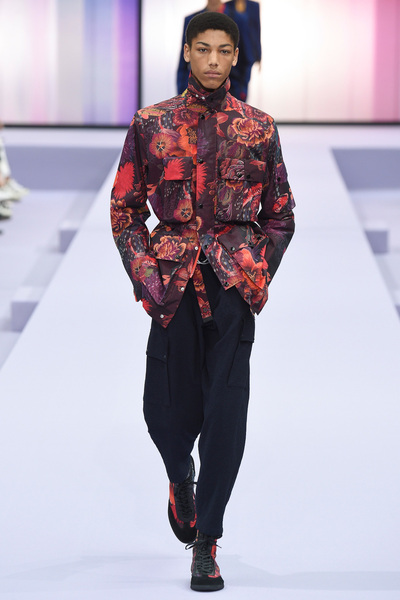 Paul Smith Spring 2018 Ready-to-Wear - Look #25