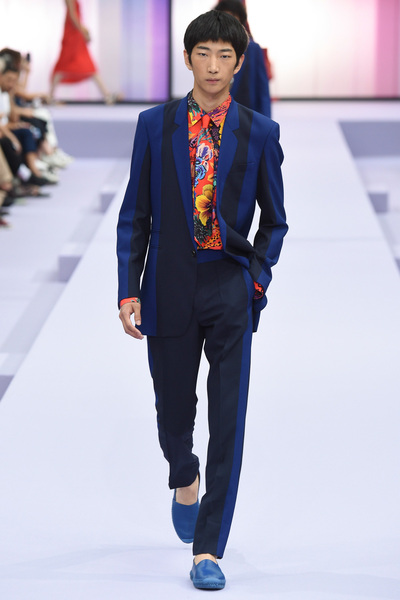 Paul Smith Spring 2018 Ready-to-Wear - Look #26