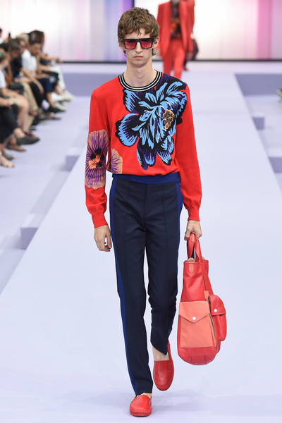 Paul Smith Spring 2018 Ready-to-Wear - Look #29