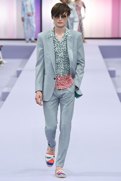 Paul Smith Spring 2018 Ready-to-Wear - Look #3