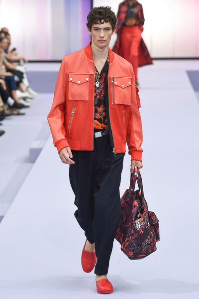 Paul Smith Spring 2018 Ready-to-Wear - Look #31