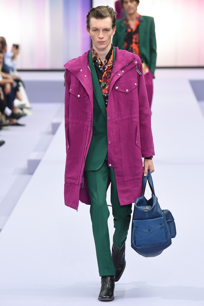 Paul Smith Spring 2018 Ready-to-Wear - Look #33