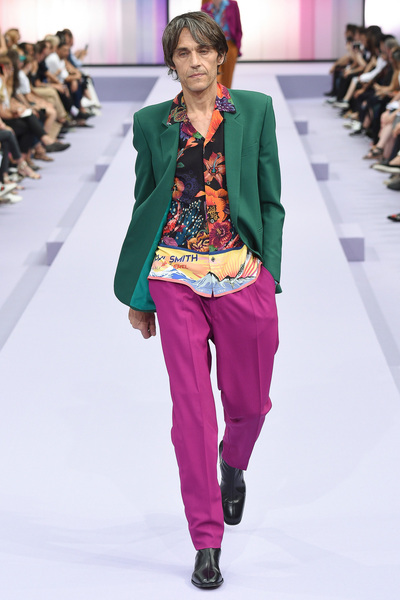 Paul Smith Spring 2018 Ready-to-Wear - Look #34