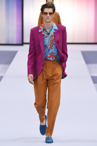 Paul Smith Spring 2018 Ready-to-Wear - Look #35