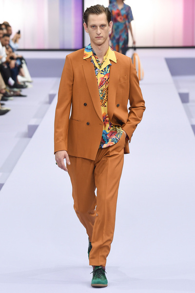 Paul Smith Spring 2018 Ready-to-Wear - Look #36