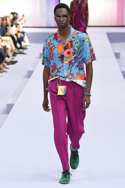 Paul Smith Spring 2018 Ready-to-Wear - Look #38