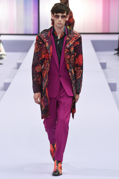 Paul Smith Spring 2018 Ready-to-Wear - Look #39