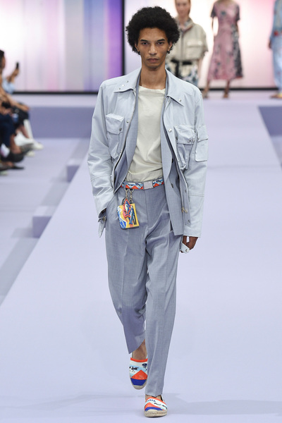 Paul Smith Spring 2018 Ready-to-Wear - Look #4