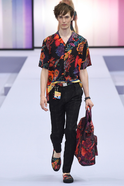 Paul Smith Spring 2018 Ready-to-Wear - Look #41