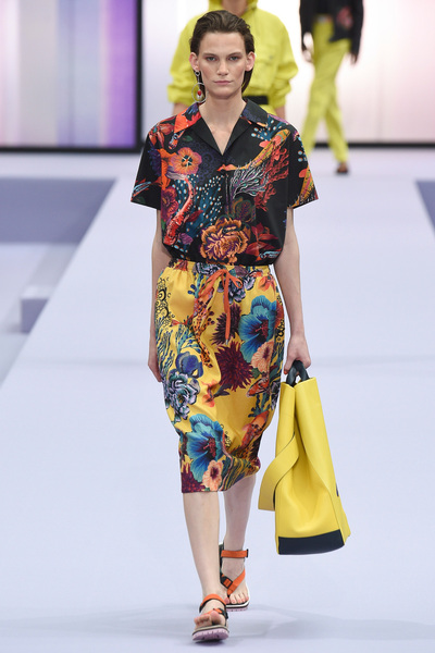 Paul Smith Spring 2018 Ready-to-Wear - Look #43