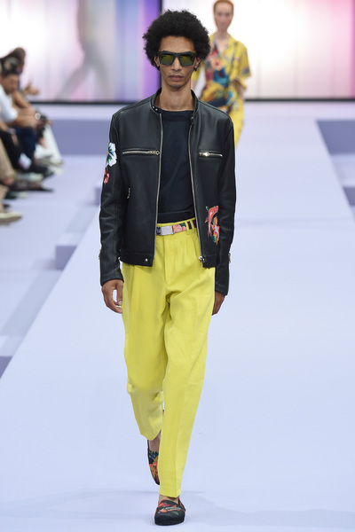 Paul Smith Spring 2018 Ready-to-Wear - Look #45