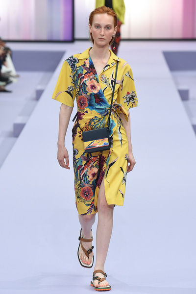 Paul Smith Spring 2018 Ready-to-Wear - Look #46