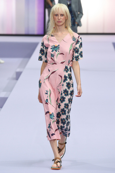 Paul Smith Spring 2018 Ready-to-Wear - Look #7