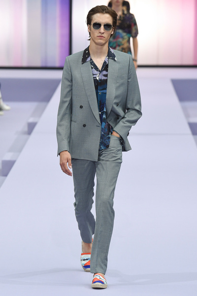 Paul Smith Spring 2018 Ready-to-Wear - Look #8