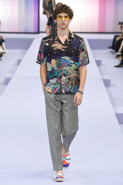 Paul Smith Spring 2018 Ready-to-Wear - Look #9
