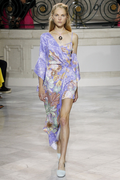 Peter Pilotto Spring 2018 Ready-to-Wear - Look #15