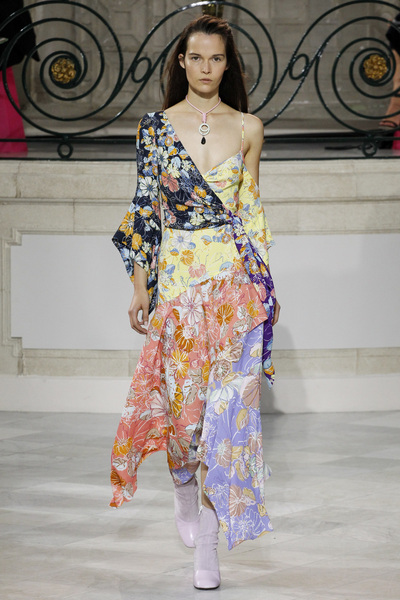 Peter Pilotto Spring 2018 Ready-to-Wear - Look #16