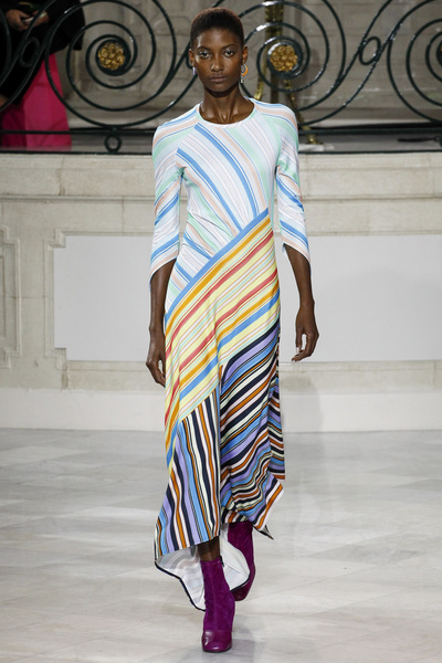 Peter Pilotto Spring 2018 Ready-to-Wear - Look #19