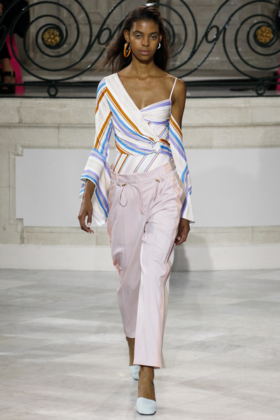 Peter Pilotto Spring 2018 Ready-to-Wear - Look #2