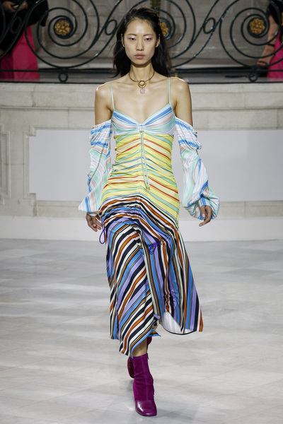 Peter Pilotto Spring 2018 Ready-to-Wear - Look #21