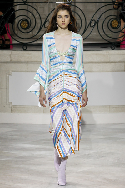 Peter Pilotto Spring 2018 Ready-to-Wear - Look #3