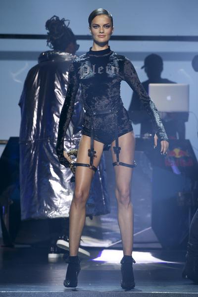 Philipp Plein Spring 2018 Ready-to-Wear - Look #19