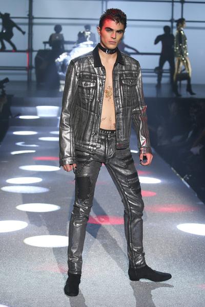 Philipp Plein Spring 2018 Ready-to-Wear - Look #26