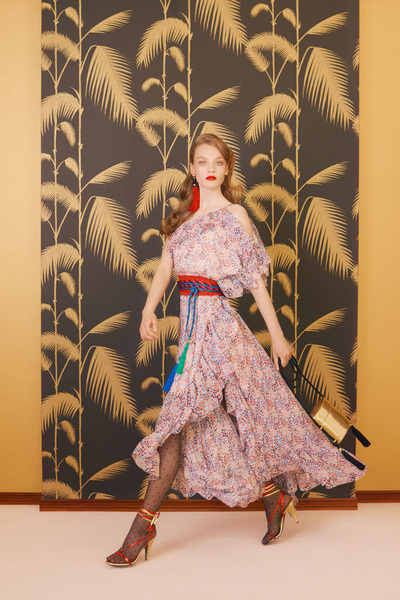 Philosophy Di Lorenzo Serafini Resort 2018 - Look #13