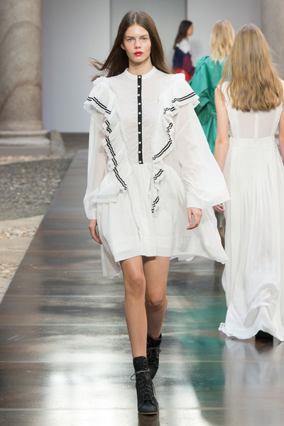 Philosophy Di Lorenzo Serafini Spring 2018 Ready-to-Wear - Look #36