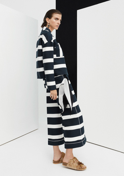 Piazza Sempione Spring 2018 Ready-to-Wear - Look #19