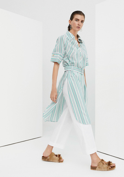 Piazza Sempione Spring 2018 Ready-to-Wear - Look #2