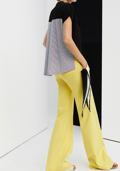 Piazza Sempione Spring 2018 Ready-to-Wear - Look #24