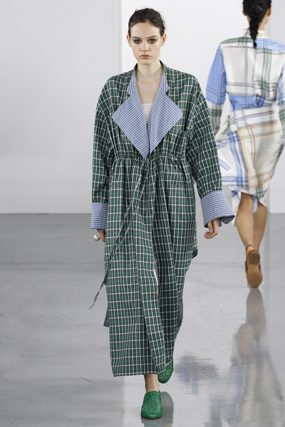 Ports 1961 Spring 2018 Ready-to-Wear - Look #21