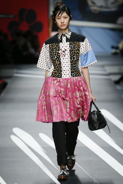 Prada Spring 2018 Ready-to-Wear - Look #26
