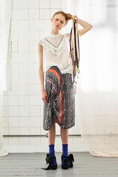 Preen Line Resort 2018 - Look #13