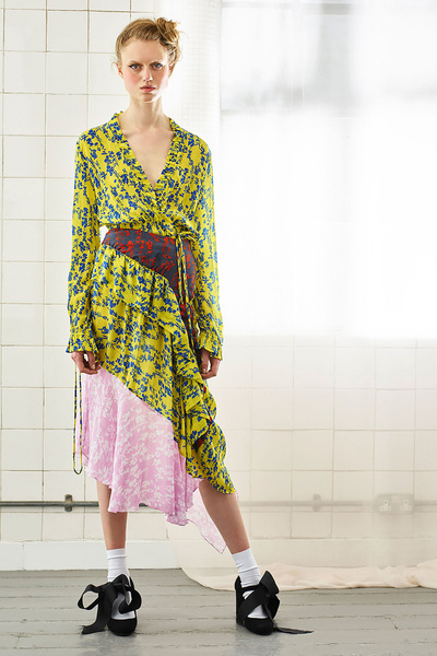 Preen Line Resort 2018 - Look #18