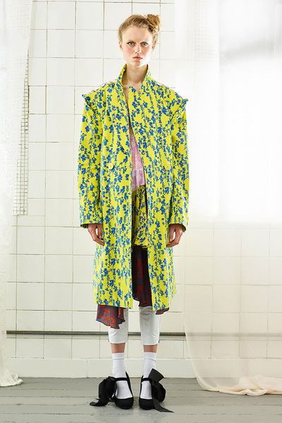 Preen Line Resort 2018 - Look #20