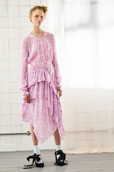 Preen Line Resort 2018 - Look #21