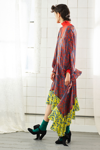 Preen Line Resort 2018 - Look #3