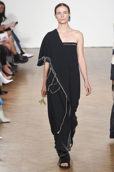 Pringle of Scotland Spring 2018 Ready-to-Wear - Look #14